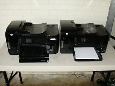 2ea- HP OFFICEJET 6500A PLUS INKJET PRINTERS (1 AC POWER ADAPTER Included)