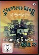 Grateful Dead - Sunshine Daydream Songs USA 72  RARE OOP ORIG DVD (Brand New!)