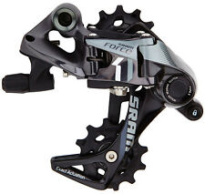 SRAM Force CX1 11 speed CycloCross Carbon Rear Derailleur - Long Cage