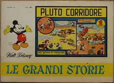 PLUTO CORRIDORE TOPOLINO SERVITORE  LE GRANDI STORIE DISNEY MICKEY MOUSE 1967