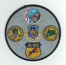 174th TAC FIGHTER WING GAGGLE patch