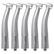 5 PC Dental Turbine für NSK Machlite/Phatelus Licht LED Fiber Optic Handstück yj