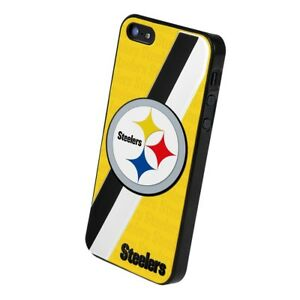 Pittsburgh Steelers NFL Gold Oversize Logo iPhone 5/5S Hard Snap-On Case