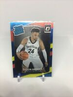 2017-18 Panini Donruss Optic Dillon Brooks Rated Rookie Red & Yellow Prizm RC...