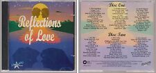 Starland Music REFLECTIONS OF LOVE Various Artists 2 CD Set 80s Hits Eric Carmen