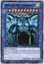 3 X Obelisk Ultra God Card NM YuGiOh Limited PROMO LC01-EN003 Mint