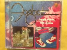 FOGHAT.     BOOGIE. HOTEL.   /.  TIGHT. SHOES.