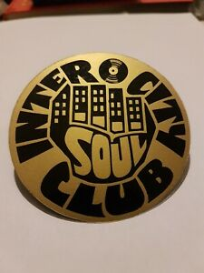 Northern Soul Intercity Soul Club Membership Card 1974