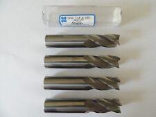 "87743 #2A17 NOS OSG JAPAN 12.5mm  4FL HSS Co END MILL CC OAL 3-3//8/""  No"