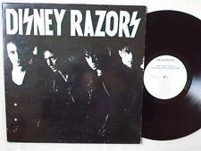THE DISNEY RAZOR - 750kg MAXIMUM BREAKDOWN ~  UK 13 TRACK  ALBUM  ~ EX