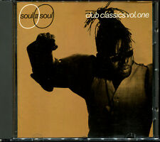 SOUL II SOUL - CLUB CLASSICS VOL. ONE - CD ALBUM [1257]