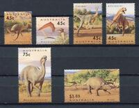 40329) Australia 1993 MNH Prehistoric Animals 6v