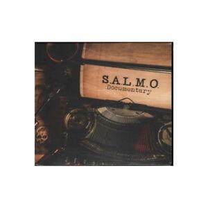 Salmo CD + DVD Documentary / Tanta Roba Label TR009 Sigillato 0888430860124
