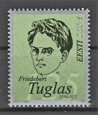 ESTONIA 2011 EESTI FRIEDEBERT TUGLAS 1886-1971 POSTAGE STAMP BRIEFMARKE MNH**