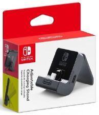 Soporte ajustable de carga para Nintendo switch
