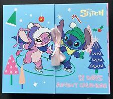 More details for disney stitch and angel 12 days christmas advent calendar primark xmas gift