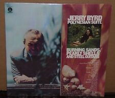Jerry Byrd Burning Sands Pearly Shells Steel Guitars Polynesian Suite SEALED LP