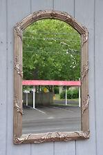 New Friedman Brothers Decorative Silver Leaf Mirror #155