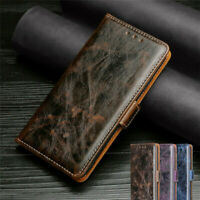 For Huawei P40 P30 P20 Pro P40 Lite E Flip Magnetic Leather Wallet Cover Case
