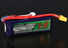RC Turnigy nano-tech 1600mah 3S 25~50C Lipo Pack