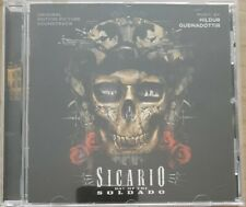"Soundtrack-CD ""Sicario: Day of the Soldado"" Hildur Gudnadottir (Oscar für Joker)"