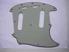 '64-'71 Fender Mustang Duo Sonic pickguard celluloid Nitrate '65 66 68 69 '70