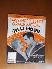 SHEET MUSIC LOVER COME BACK TO ME LAWRENCE TIBBETT GRACE MOORE IN NEW MOON 1928