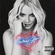Britney Spears Britney Jean DELUXE EDITION CD - NEW (4 Bonus Tracks)