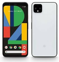 Google Pixel 4XL - 64GB - Black/White - Verizon+GSM Unlocked