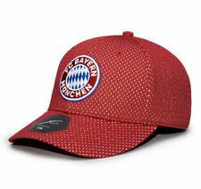 Bayern Munich 2020 Premium Fi Collection Stretch Fit Baseball Hat - Red