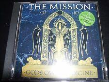 The Mission Gods Own Medicine Rare (USA) CD