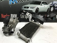 BMW OIL COOLER W/ OIL FILTER HOUSING HOSE RETRO FIT N54 E90 E92 E93 335i E82 135
