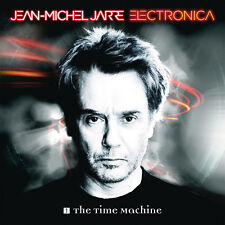 Jean Michel Jarre Electronica 1 The Time Machine CD 2015