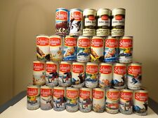 New listing 29 Top Opened Schmidt Beer Pull Tab Cans