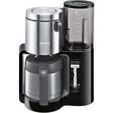 Siemens TC86505 Urban grey//schwarz  Filter-Kaffeemaschine TC 86505 NEU