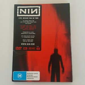 NINE INCH NAILS Live: Beside You In Time 2006 Tour DVD NIN