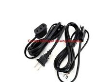 NEW SINGER SEWING MACHINE CONTROLLER CORD & POWER CORD SET fits 301 401 403 404