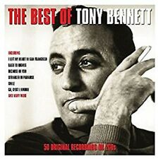 The Best of Tony Bennett 50 Original Recordings on 2 CD Smile Rags To Riches