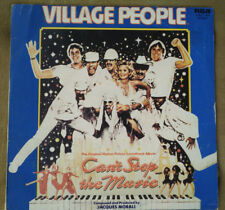 Soundtrack - Can't Stop the Music (Vinyl LP) Rare Peru pressing  Village People