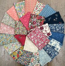 Liberty of London Cottage Garden Fabric Collection 24 fat quarters selection