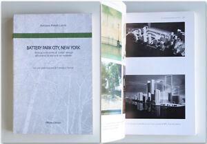 BATTERY PARK CITY New York Principi e tecniche di Urban Design Latini Officina