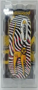 Yellowood Fingerboard DECK ONLY  *WILLY II*  34X97MM 5plies