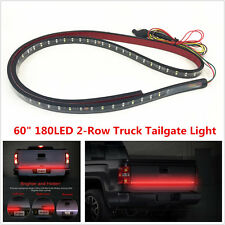 "60"" 180 LED Truck Tailgate Light Strip Stop Turn Signal Running Lamp For Pickup"