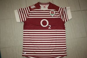 England Alternate Rugby Pro Adult Men's Jersey, defects (S to 2XL)