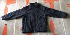 ZeroXposur Black Quilt Lined Zip Jacket Coat L