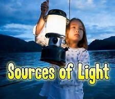 Sources of Light (Light All Around Us),Nunn, Daniel,New Book mon0000056405