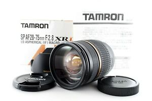 [MINT] Tamron SP AF 28-75mm f/2.8 XR Di LD Aspherical IF A09S for Sony A #T2383
