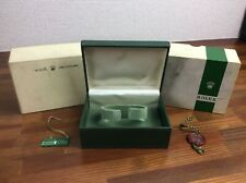 Rolex Vintage 1971 Watch Box Set 06.00.06 Switzerland + Tags + FREE SHIPPING
