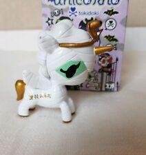 "NEW Tokidoki Unicorno Halloween Vinyl Figurine Collectible Nefarina 3"""