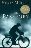 Passport Libro en Rústica Herta Mueller